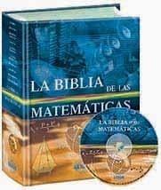 la biblia de las matematicas lexus con cd