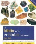 la biblia de los cristales vol 3 / judy hall / envíos
