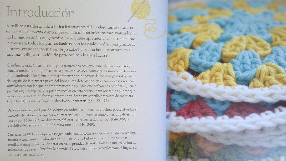 La Biblia Del Crochet Planeta - $ 1.850,00 en Mercado Libre