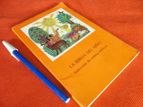 la biblia del niño selección de relatos bíblicos jacob ecker