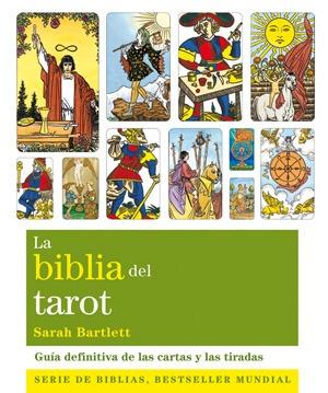 la biblia del tarot, sarah bartlett, gaia