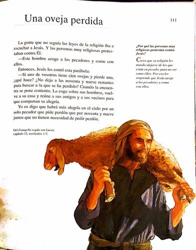 la biblia - grandes relatos del antiguo y nuevo testamento