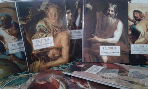 la biblia ilustrada y comentada. (precio oferta)