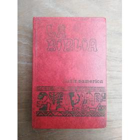 La Biblia Latinoamérica - Edición Pastoral (año 1974)