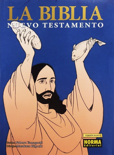 la biblia - manga - antiguo nuevo testamento jesus nazareth