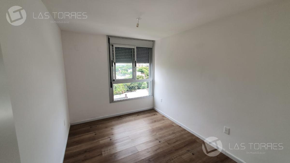 la blanqueada - increíbles vistas! piso 6 c/balcón y garage. gc $3000.