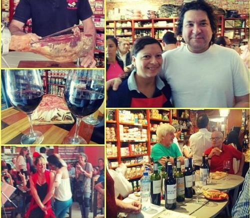 la bodega ibérica - vino, jamón, embutidos, quesos españoles
