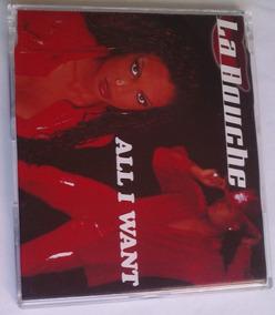 La Bouche All I Want Cd Single Mexicano Año 2000 5 Vers Op4