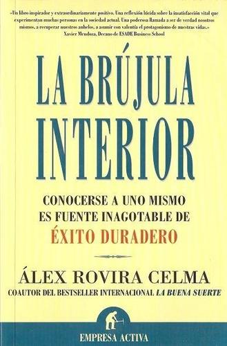 la brujula interior alex rovira + pack 62 libros auto ayuda