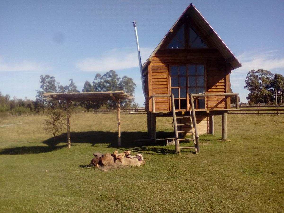 la cabaña del lago .se alquila x dia,pesca,bote,animales1600