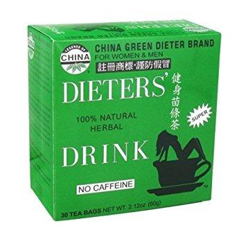 la cafeína del té verde de china las personas a dieta de t