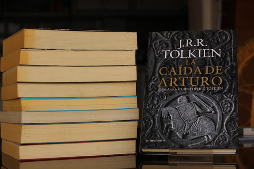 la caída de arturo j. r. r. tolkien