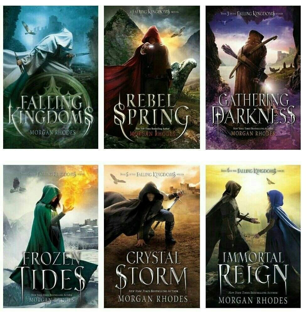 Falling Kingdoms Morgan Rhodes Pdf