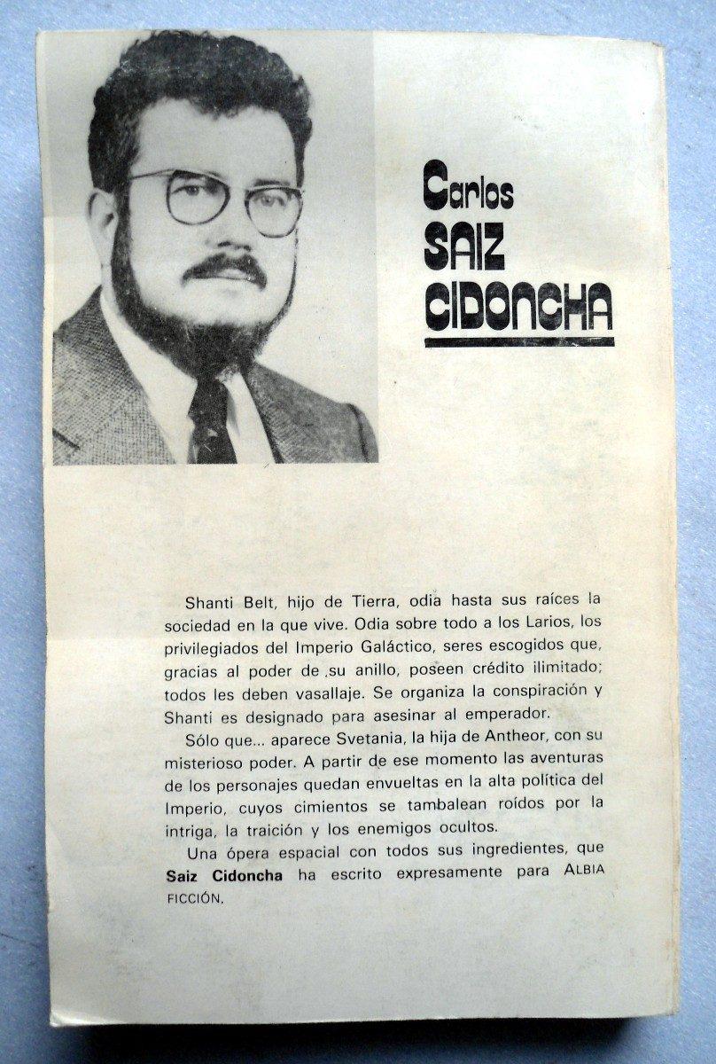 CARLOS SAIZ CIDONCHA PDF