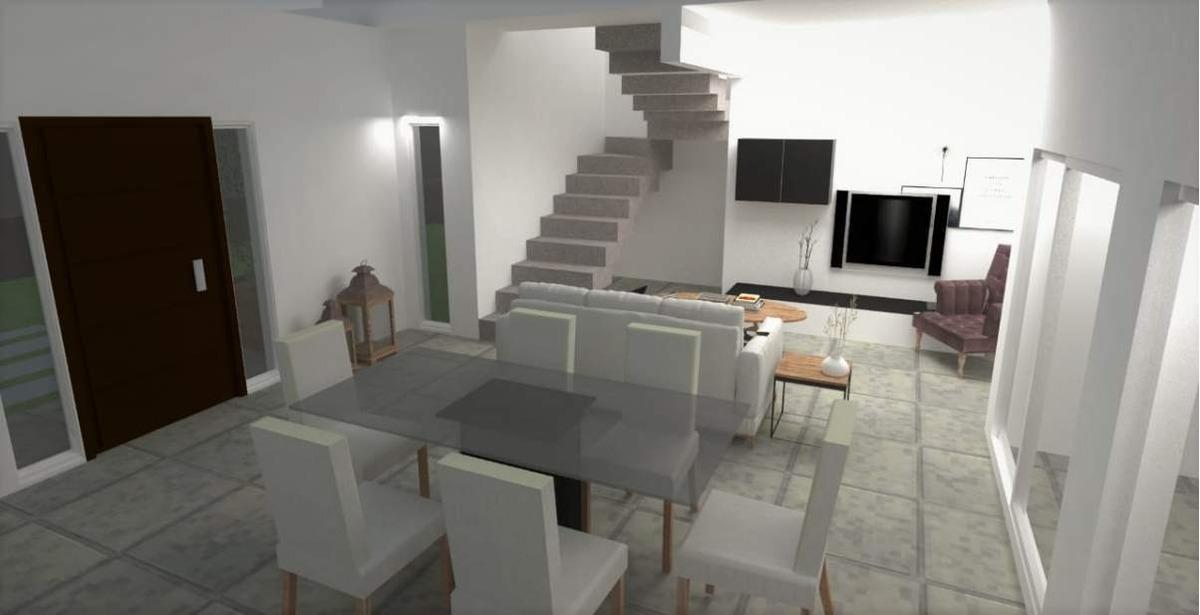 la calandria duplex 3 dorm, 3 bañ, galeria, asador, cochera