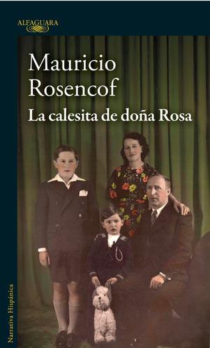 la calesita de doña rosa - mauricio rosencof