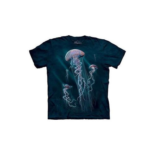 la camiseta mountain jellyfish, 3x-large, blue