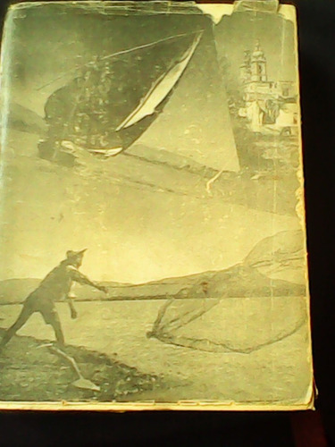 la canoa perdida  ramón rubín