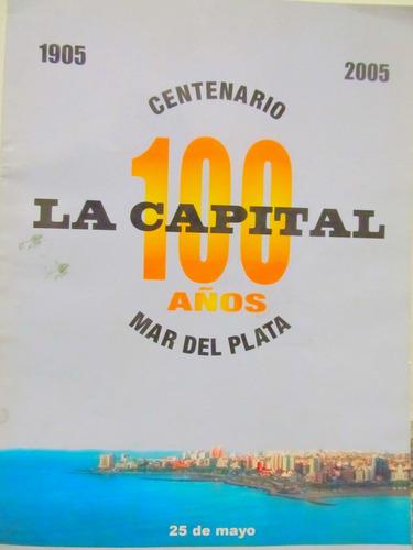 la capital 100 años centenario 1905 2005 25 de mayo