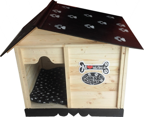 la casa de la mascota casitas en madera perros pequeños