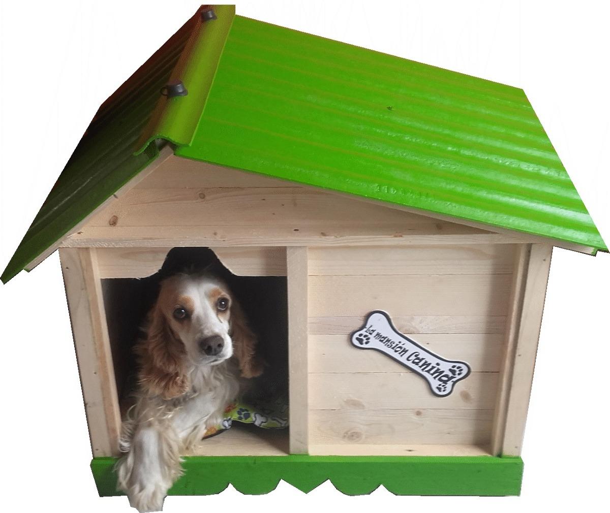 La Casa De La Mascota Casitas En Madera Perros Pequeños - U$S 40,00 ...