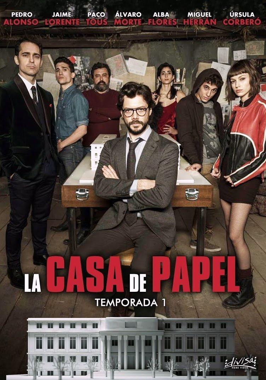 La casa de papel 1 temporada com imagem hd 2017 r 35 00 em mercado livre - La casa de papel temporada 2 capitulo 1 ...