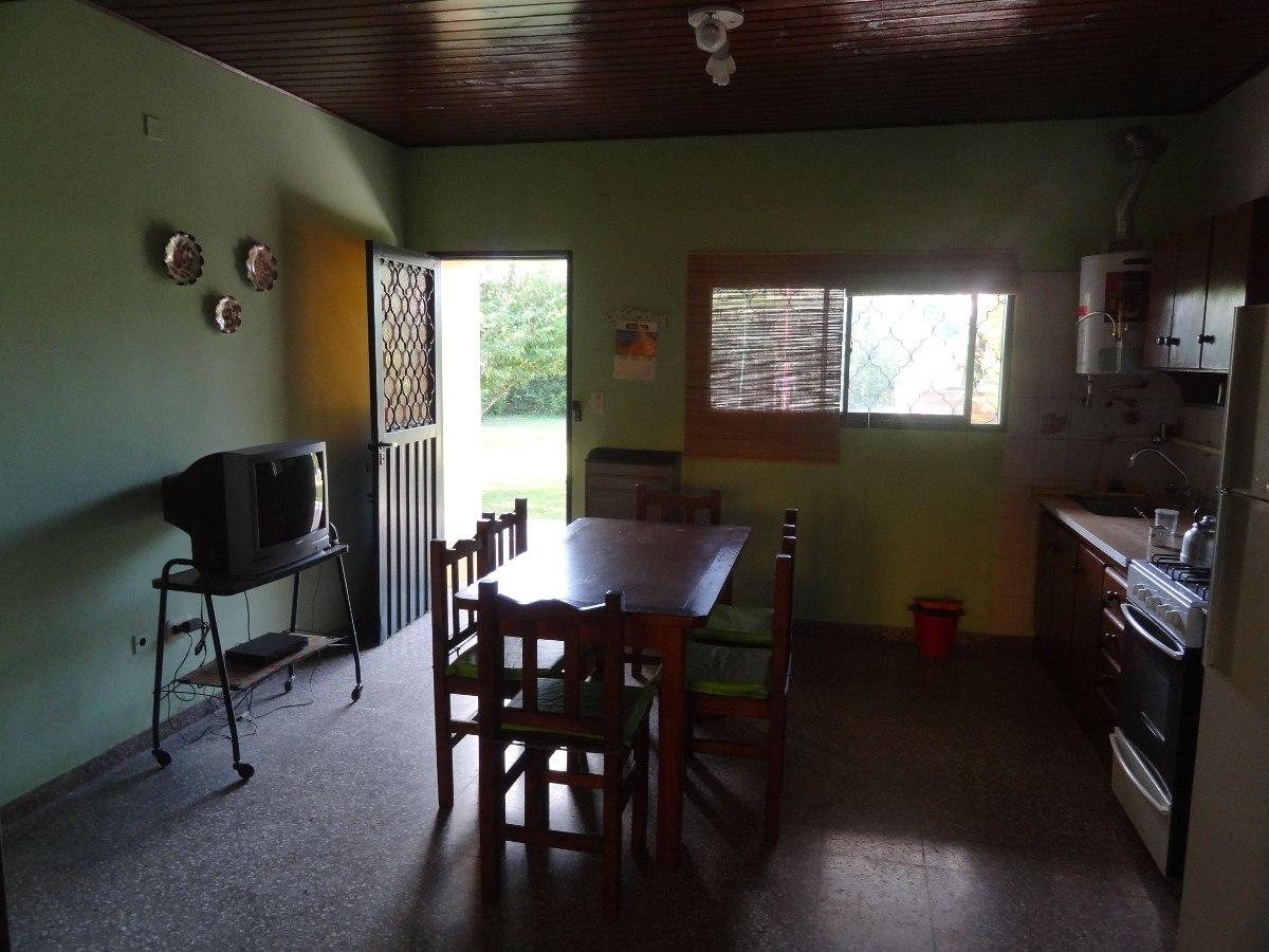 la casa del tilo- alquiler al turismo-chascomús.