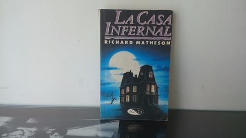la casa infernal richard matheson