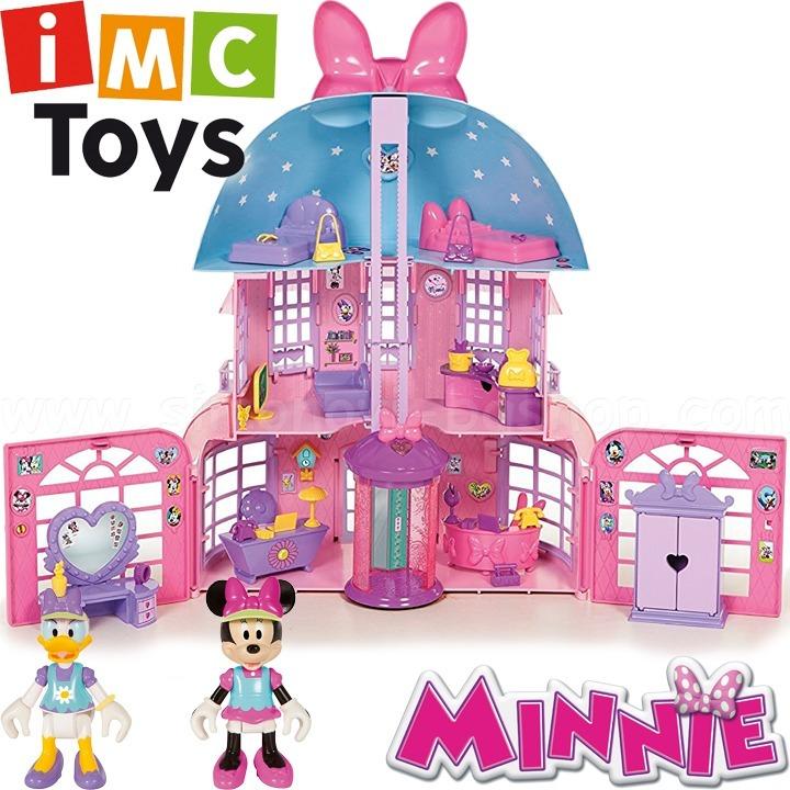 La Casa Mansion De Minnie Mouse Disney Original Mundomanias ...