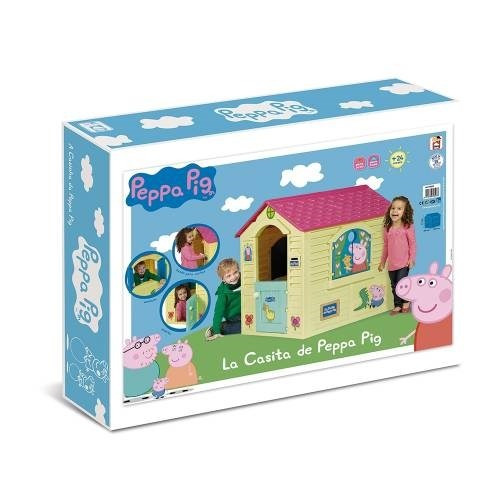 La Casita De Peppa Pig Casa De Pepa