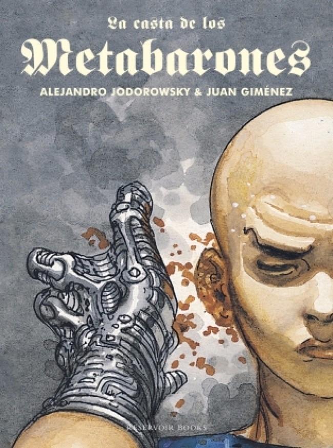 La Casta De Los Metabarones Alejandro Jodorowsky Dhl