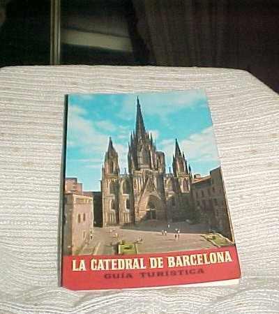 la catedral de barcelona - guia turistica
