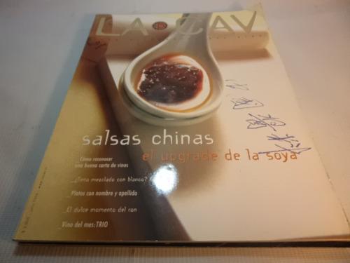 la cav revista de vino chile año 2007 numeros 112 - 113