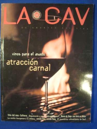 la cav revista de vino, vitivinicola ,nº 106, 108, 109, 110