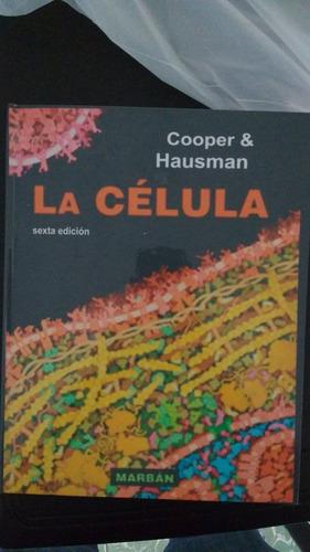 la celula de cooper y hausman 6 edicion.