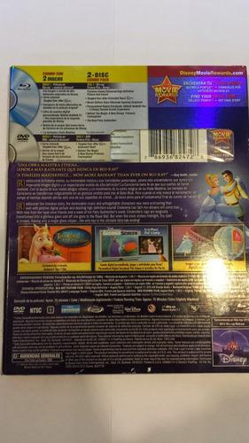 la cenicienta (bluray + dvd)