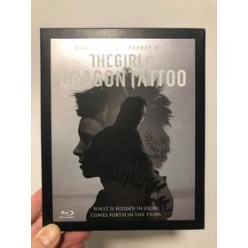 La Chica Del Dragon Tatuado Blu Ray 2d+dvd - Cuotas S/int