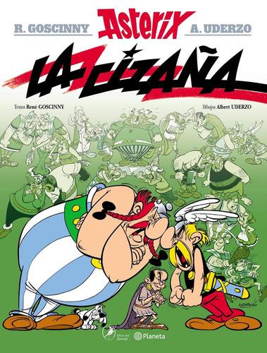 la cizaña. asterix 15 - r. goscinny y a. uderzo