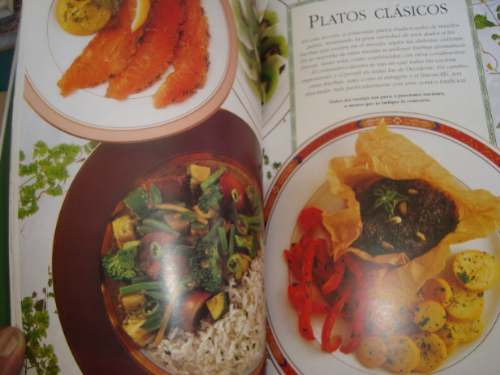 la cocina clasica con hierbas aromaticas por jill norman