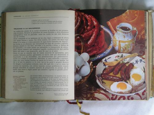 la cocina española por candido mesonero mayor de castilla