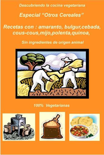 la cocina vegetariana 2da parte(6 libros)