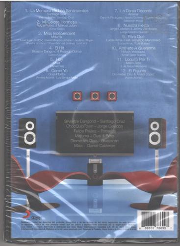 la coleccion 4 videos en alta definicion sony music