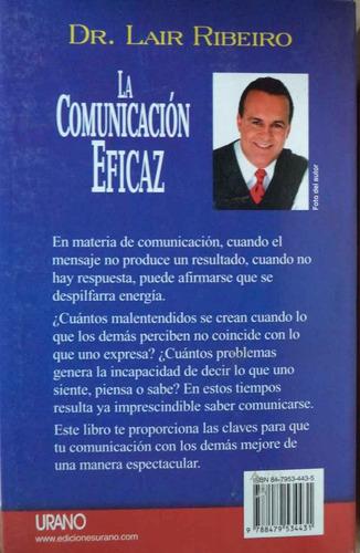 la comunicación eficaz lair ribeiro cpx429