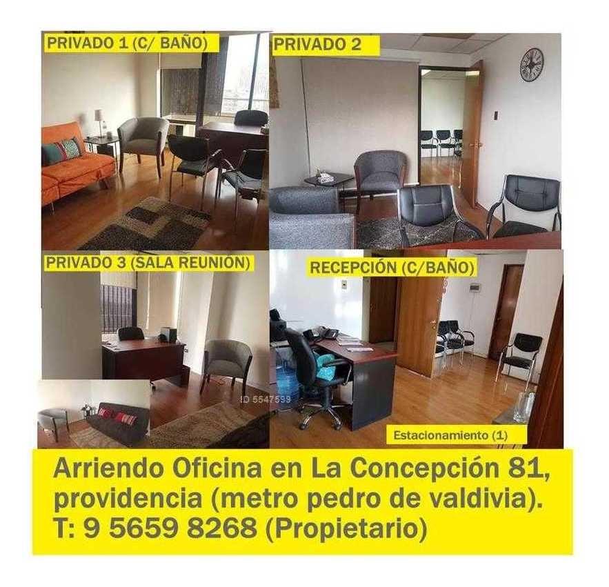 la concepción, providencia - oficina 81