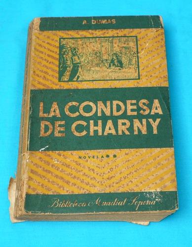 la condesa de charny alejandro dumas tom 2 biblioteca sopena