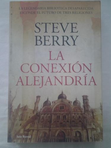 la conexión alejandría de steve berry