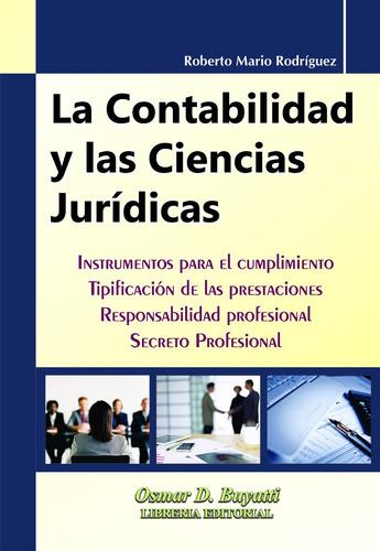 la contabilidad y las ciencias jurídicas - roberto rodríguez