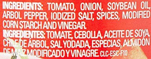 la costeña glass salsa taquera 16 oz