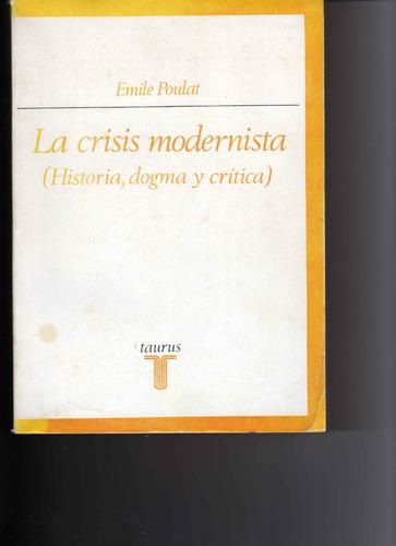 la crisis modernista mmu