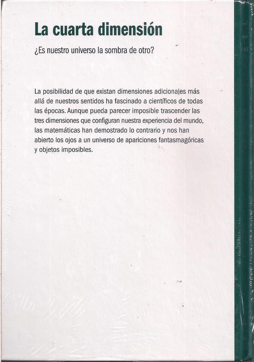 La Cuarta Dimensión - El Mundo Es Matemático - $ 180,00 en Mercado Libre